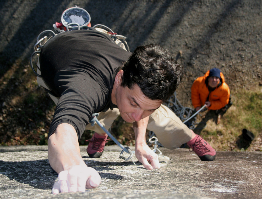 Common Rock Climbing Injuries